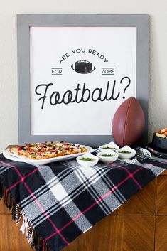 football pizza game