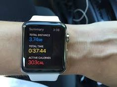 Image result for apple watch running