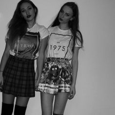 Just girls.. I want those shirts so badly!!