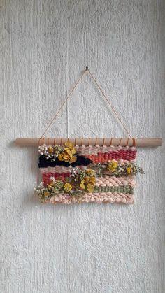 Weaving For Kids, Deco Floral, Ajouter, Decoration, Voici, Roads, Bloom, Collage, Textiles