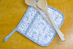 (7) Name: 'Quilting : Quilted Pot Holder