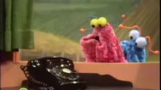 Sesame Street: The Martians Discover a Telephone - YouTube