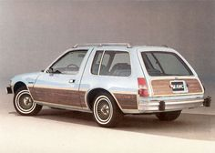 1980 AMC Pacer and yes, I had one of these beauties with wood on it.