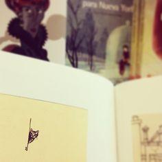 El álbum Dibujos de Sylvia Plath que acaba de publicar Nórdica Libros és simplemente precioso. #SylviaPlath #Drawings