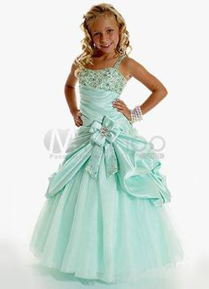 new pageant dress !!!