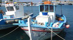 Die kleinen Fischerboote im Hafen von Kos Stadt sind Griechenland pur!