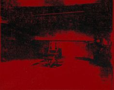 Andy Warhol, Red Disaster, 1963
