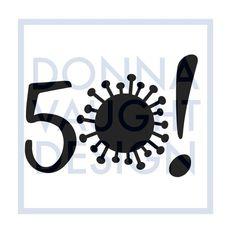 50th birthday SVG 50th SVG Quarantine birthday SVG | Etsy 50th Birthday Cards, Birthday Cup, Clip Art, Birthday Design, Vinyl Cutting, Silhouette Designer Edition, Transfer Paper, Understanding Yourself, Cricut Design