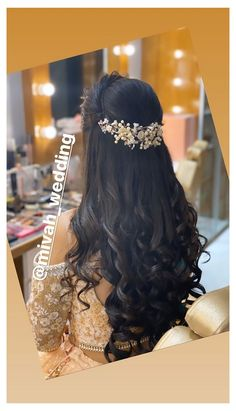 Bridal Hairstyle Indian Wedding, Bridal Hair Buns, Bridal Hairdo, Hairdo Wedding, Long Hair Wedding Styles, Wedding Hairstyles For Long Hair, Indian Bride Hair, Hairstyle Short, Hair Updo