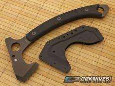 Spyderco Szabohawk H01 Tactical Tomahawk For Sale | GPKNIVES.com