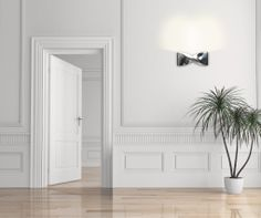 Ateliers Torsades - Helico wall lamp - Design By Roger Pradier