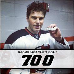 Jagr's 700th goal!!