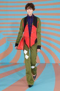 Kiko Kostadinov Fall 2020 Ready-to-Wear Fashion Show - Vogue Vogue Paris, Fallen London, Models, Fashion Show Collection, Mannequins, Catwalk, High Fashion, Cool Style, Ready To Wear
