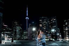 Jen + Marino Engagement Session Date: May 3, 2015 TorontoEngagement Photography Location: Music Garden, Wellington St,Le Select Bistro Toronto Wedding Photographer:Matt...
