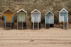 Best beach huts in Europe - wells-next-the-sea - Copyright Flickr2502 - European Best Destinations
