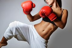 It's time to hit the ring, ladies! Put on your boxing gloves and get ready to fight it out to these sassy songs.