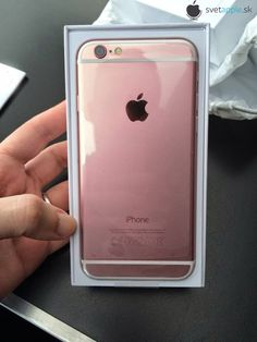 Apple iPhone 6 Unlocked at&t tmobile Verizon LTE Smartphone Iphone 3gs, Pink Iphone, Iphone Cases, Iphone 6 Gold, Iphone 7 Plus Oro, Iphone 6s Photos, Apple Iphone, Smartphone, Phone Cases