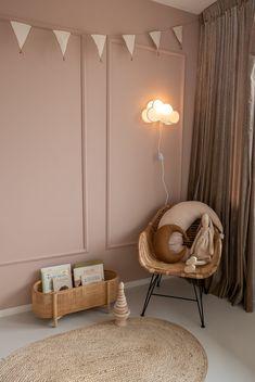 Baby Girl Rooms, Baby Bedroom, Nursery Room, Girls Bedroom, Kidsroom, Room Themes, Room Inspiration, Interior, Home Decor