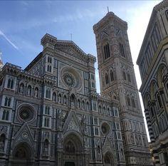 Duomo, Campanile e Battistero, Firenze, Italy