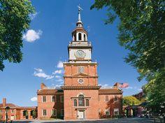 Independence Hall Philadelphia, Pennsylvania