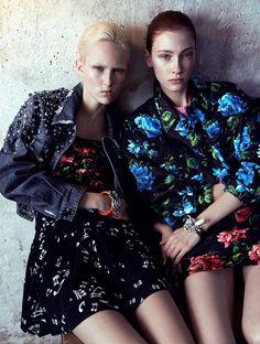 CR FashionBook.com - In Bloom