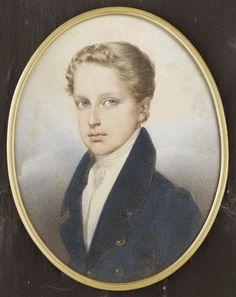 Maria's Royal Collection: Napoleon II of France, Duke of Reichstadt