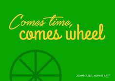 Kommt Zeit kommt Rad !