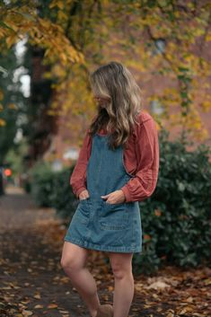 Simple Work Outfits, Summer Work Outfits, Outfits For Teens, Womens Fashion For Work, Girl Fashion, Fashion Outfits, Fashion Tips, Denim Fashion, Ladies Fashion