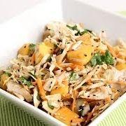 Asian Mango Slaw