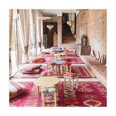 The Souks in Morocco