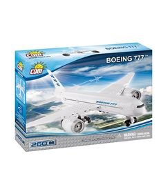 Cobi Boeing 777 260 Piece Construction Set #museumofflight
