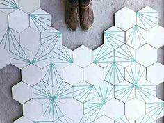 البلاط في المنام Home Decor Decor Tiles