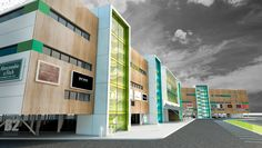Shopping Mall | Архитектурное бюро Пергаева С.В., общественная архитектура, градостроительство, ландшафтный дизайн, дизайн студия.