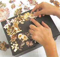 Basic Decoupage - Arts and Crafts Center
