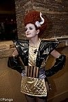 Photo submitted by sephie-monster. Rocky Horror Picture Show Costume, Riff Raff, Space Party, Fancy Dress, Magenta, Halloween Costumes, Cosplay, Carnival, Whimsical Dress