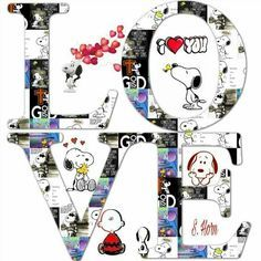 Love - Charlie and Snoopy Peanuts Cartoon, Peanuts Snoopy, Sinful Colors, Funny Encouragement, Snoopy Pictures, Snoopy Images, Snoopy Wallpaper, Peanuts Characters, Mickey Y Minnie