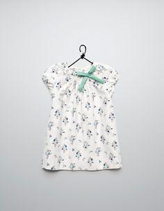 printed needle cord dress - Dresses - Baby girl (3-36 months) - Kids - ZARA United States