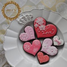 valentine by JILL's Sugar Collection, via Flickr