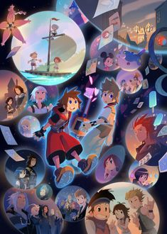 """I love the games a ton, and the kh manga will always have a special place in my heart💖 I'm super looking forward to When everyone reunites I will cry"""" Kingdom Hearts Wallpaper, Kingdom Hearts Fanart, Kindom Hearts, Devil May Cry, Video Game Art, Final Fantasy, Art Blog, Cute Art, Metal Gear"""