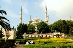 istanbul is on the top of my 'to-travel' list