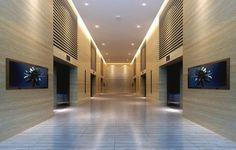 Office #corridor #interior #design picture Visit http://www.suomenlvis.fi/