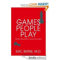 """Eric Berne's Games People Play published  in the 1960's, started the Transactional Analysis (TA) school of therapy.  The best part of TA for me has been the what Kurt Vonnegut called """"the brilliant, amusing, and clear catalogue of the psychological theatricals that human beings play over and over again."""" TA made talking about our pschological beings and interactions easy and often amusing.  This remains a book to read. You will learn much about yourself."""