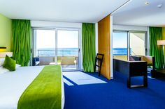 The Aqua Natura Hotel on Madeira island is located between the imposing cliffs of the surrounding north coast and the deep blue Atlantic Ocean.   http://www.aquanaturamadeira.com/  #hotel #webdesign #joomla #cms #responsive