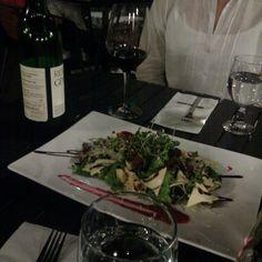 샐러드 와인