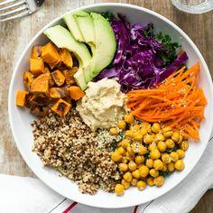 vegan salat ideen salat rezepte