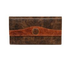 Galata Fold-over Wallet from AY Lazzaro Continental Wallet, Leather Handbags, Leather Totes, Leather Bags, Leather Purses