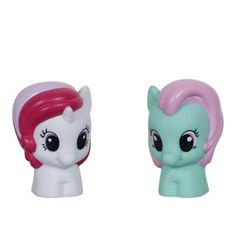 Playskool Friends My Little Pony Figure Two-Pack with Minty and Rarity