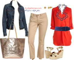 One Item, Five Fashionable Ways- Look 3
