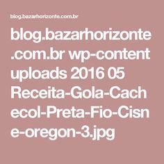 blog.bazarhorizonte.com.br wp-content uploads 2016 05 Receita-Gola-Cachecol-Preta-Fio-Cisne-oregon-3.jpg