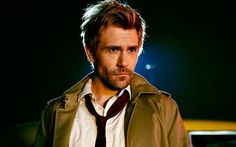 An extended behind-the-scenes look at NBC's TV series Constantine, starring Matt Ryan as DC Comics' 'occult detective', has been released